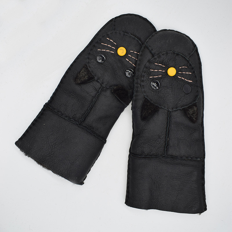 sheepskin gloves 6