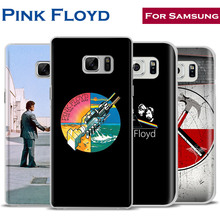 Pink Floyd Rock Band logo Mobile Phone Case Cover For Samsung Galaxy S4 S5 S6 S7 Edge S8 Plus Note 8 2 3 4 5 A5 A710 J5 J7 2017(China)