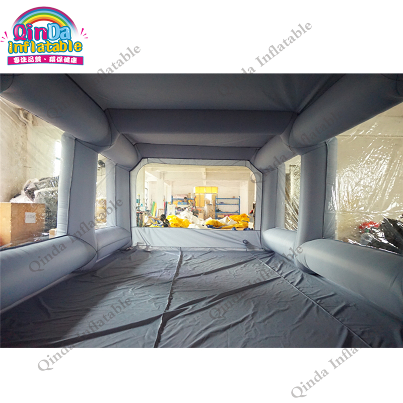 inflatable spray booth paint tent66