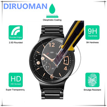 Ultra Thin 0.26mm 9H 2.5D Premium Tempered Glass Screen Protector For Huawei Watch Smart Watch HD Toughened Protective Film