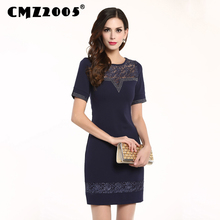 Buy Hot Sale Women Apparel High-quality Round-neck Splicing Harajuku Mini Fashion Simple Sexy Summer Dress Personality Dresses 2322 for $16.82 in AliExpress store