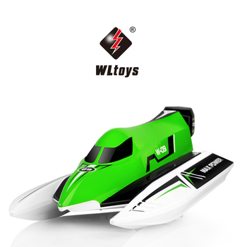Wltoys WL915 2.4GHz 45km/h Radio Remote Control High Speed RC Brushless F1 SpeedBoat Model Max Power RC Toys For Children Gift