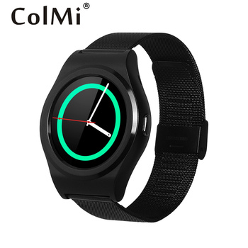 Colmi bluetooth smart watch vs21 ritmo cardíaco rastreador pasómetro