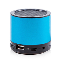 Hot selling pairs PC Notebook usb wired Professional Portable SD TF FM Radio Speaker Amplifier Device for Media Player