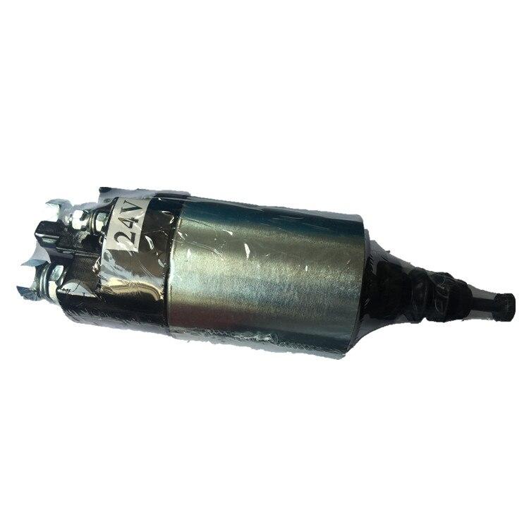 The solenoid switch for starter motor, part number: M100R2004SE-10-000000<br>
