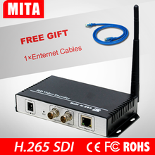 H.265 3G HD SD SDI Video Encoder Stream to wowza, xtream codes IPTV Media Server, Online Live Stream Broadcast, etc.