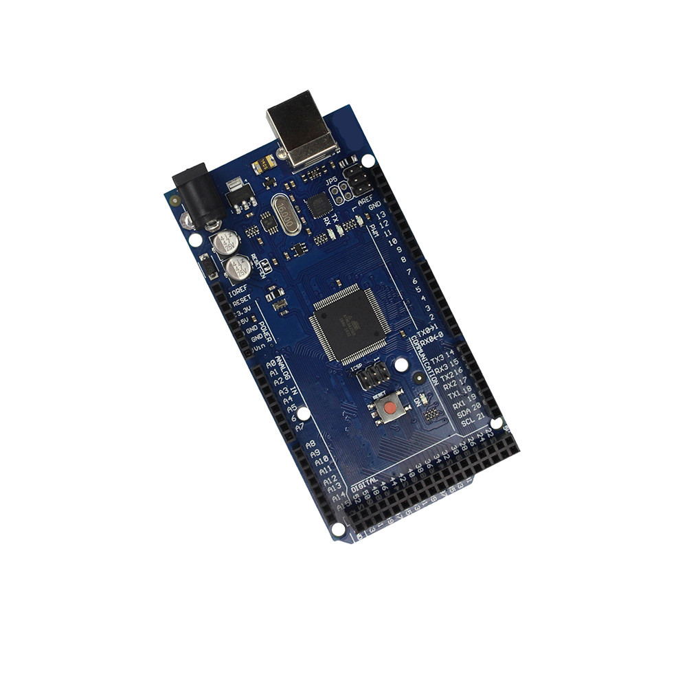 Smart Electronics MEGA 2560 R3 ATmega2560-16AU ATMEGA16U2 Development Board for arduino Diy Starter Kit MEGA2560(China)