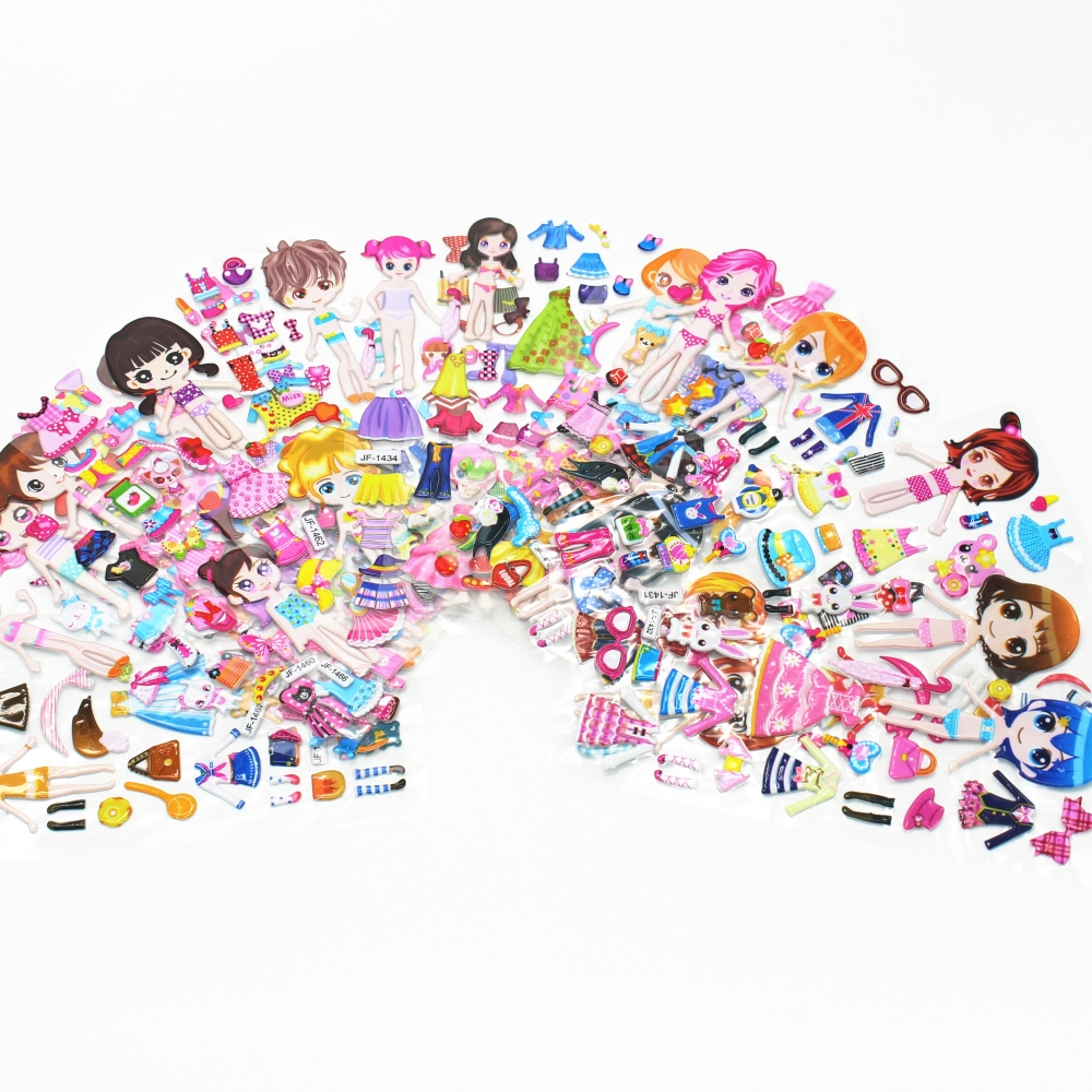 8-Sheets-Princess-Dress-bubble-stickers-Cute-DIY-Stickers-Lovely-Girls-Dress-up-Girl-Changing-Clothes (1)