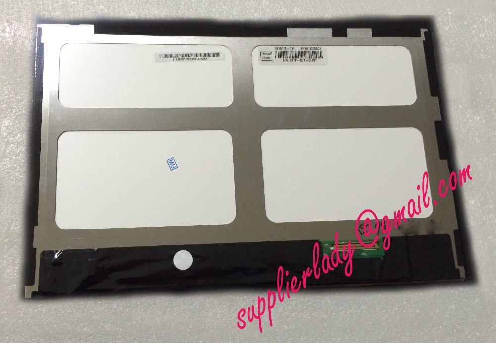 Original and New 10.1inch 40pin IPS LCD screen HJ101IA-01I for tablet pc fre shipping<br>