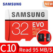 Buy SAMSUNG EVO PLUS 32GB 64GB 128GB 256GB sdhc CLASS10 carte Micro SD Memory Card UHS-I TF SD Cards Trans Flash SDXC free for $5.99 in AliExpress store