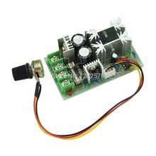 Universal DC10-60V PWM HHO RC Motor Speed Regulator Controller Switch 20A MAR13_0