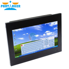 10.1 Inch Industrial 4-wire Resistive Screen All in One PC with 1G RAM 32G SSD support Calls Boot Wake on LAN
