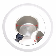 Pressure Cookers Silicone Rubber Gasket Sealing Seal Ring Kitchen Cooking Tool