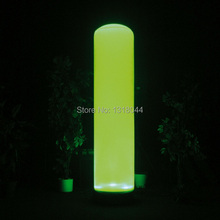 Cheap indooroutdoor party wedding pillars columns decoration inflatable pillar for sale