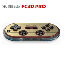 8BITDO FC30 PRO Wireless Bluetooth Controller snes Gamepad Dual Classic sega for iOS Android Windows PK xbox one ps4 controller