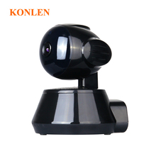 720P Wireless WIFI Pan Tilt HD IP Camera Video 1.0MP CMOS 3.6mm Lens PTZ Night Vision Android APP Control Motion Detection Onvif(Hong Kong)