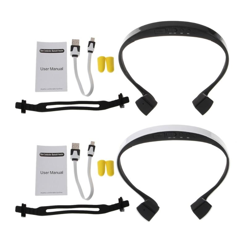 LF-18 Wireless Bluetooth 4.1 Headset Stereo Neck-Strap Bone Conduction Headphone<br>