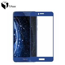 T.Face Screen Protector For Huawei honor 8 Tempered Glass 9H Ultra thin mobile phone Case For Honor8 Protective Glass Film(China)
