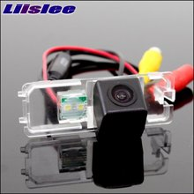 LiisLee Car CCD Night View Vsion Rear Camera For Volkswagen VW Polo Vento Hatchback 5 6R 2009~2017 back up Reverse CAM(China)