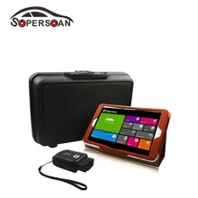 VPECKER Easydiag Wireless OBDII Full Auto Diagnostic Tool V8.5 +Win10 Tablet Support Wifi Windows 10 Full Systems Better Than X4(China)