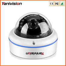 ONVIF P2P IP Camera Motion Detection H.265 5MP 4MP 1080P Surveillance IR Cut Night Vision Vandalproof Small Dome IP Cam POE