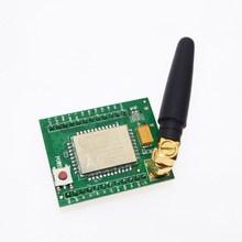 Smart Electronics GPRS module GSM module A6 \ SMS \ Speech \ board \ wireless data transmission adapter plate