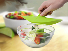 Silicone Boil Over Spill lid / Preservation lid / Pan Cover / Oven Safe with Instead of plastic wrap(China)
