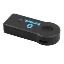 Universal 3.5mm Car A2DP Wireless Bluetooth Car Kit AUX Audio Music Receiver Adapter Handsfree with Mic For iPhone8