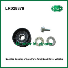 LR028879 Lower 2.0L 16V Turbo Petrol auto idler pulley for LR2 Freelander 2 2006- Evoque 2012- car tensioner replacement parts