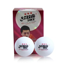 12x DHS 40+ New Materials 3-Star 3 Star 3Star White Table Tennis PingPong Balls 2015 Factory At a loss Direct Selling(China)