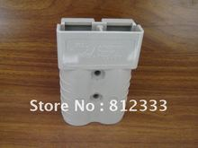 Genuine Anderson 906 Gray SB350A 600V Housing Only  Power Connector Battery Plug  FOR FORKLIFT GOLF SIGHTSEEING  STACKER PALLET