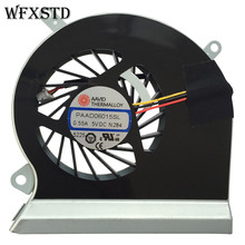 New Original Cpu Cooling Fan For MSI GE60 MS-16GA 16GC MS-16GH MS-16GF MS-16GD DC Brushless Laptop Cooler Radiators Cooling Fan