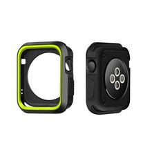 New apple wacth, TPU protective shell,wacth 1 and wacth 2 general,Case Cover for Apple Watch 38mm42mm Series 1 2