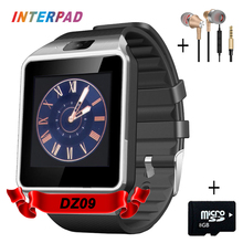 Factory Price DZ09 U8 Smart Watch Digital Sport Wrist Watch Support TF SIM Answer Call With Fitness Tracker DZ09 Smartwatch