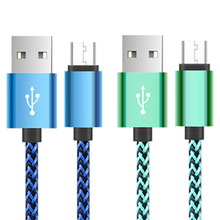 3m Ultra Long Fast Charging Micro USB Data Sync Charge Cable LG G3 G4 Samsung S3 S4 S6 S7 Edge Android Phone Charger Cables