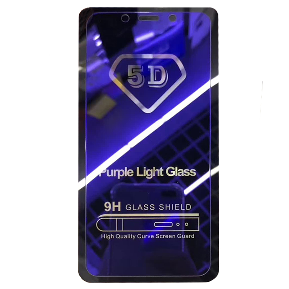 9h Full Cover Tempered Glass For Oppo R17 A5 R15 A3 A1 F1 F7 Luxury Anti Blue F5 Screen Protectorcoverglass Protective Flim