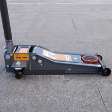 3Ton super low post 2-pump Car sedan hydraulic floor lifting jack wheel stand auto repairing tire tyre support
