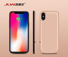 Buy JLW 3000mAh Battery Case iPhone X Ultra Thin Backup Charger Cover iPhone X Power Bank Battery Charger Case Coque for $24.74 in AliExpress store