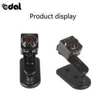 EDAL Sport Camera SQ8 Espia Mini DV Voice Video Recorder Infrared Night Vision Digital Sport DV Voice Video TV Out HD 1080P 720P(China)