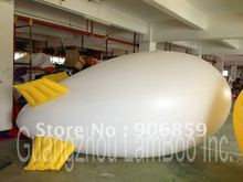 DHL FREE Shipping 13ft Long Inflatable Advertising Blimp Inflatable Airship Inflatable Zeppeline for Events NO Logo(China)