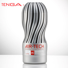 TENGA AIR-TECH ULTRA Male Masturbator Cup Vagina Real Pocket Pussy Masturbation Cup,Sex Toys For Men,Adult Toys Sex Products(China)