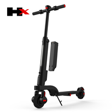 2017 HX X6 4.4AH Electirc Scooter Mini compact Design Electric Vehicle with Bluetooth(China)