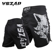 Boxing fight shorts MMA shorts for men sotf mma muay thai sport shorts trunks grappling sanda kickboxing pants(China)