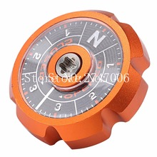 Golf Free Shipping Brand New 1 piece Orange Round Shape R1 TP Adjustable ASP Sole Plate Replacement for R1 Golf Driver(China)