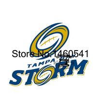 Tampa Bay Flag 3ft x 5ft Polyester Arena Football League AFL Banner Flying Size No.4 144* 96cm QingQing Flag(China)