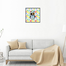 Diamond painting Cross Stitch kit Pumpkin Owl Halloween All Saint' Day baby room living room home hotel office shop deco(China)