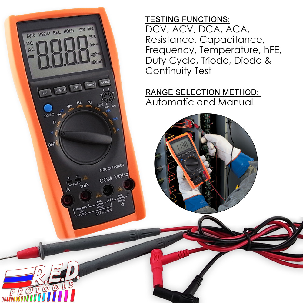Multimeter-VC-97-Whole