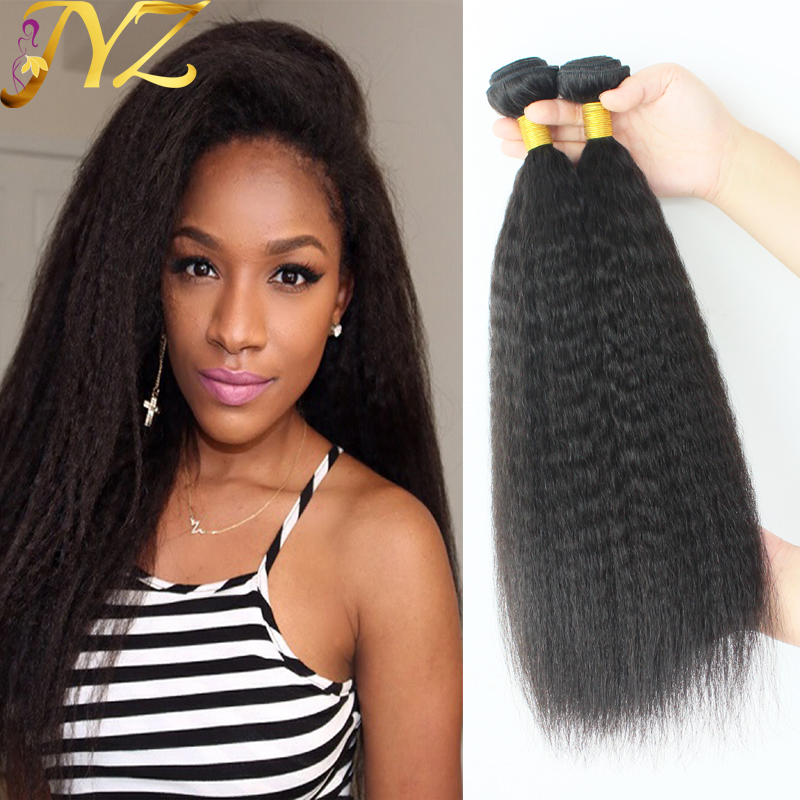 Kinky Straight Hair 9A Mink Malaysian Virgin Hair Weave Bundles Virgin Human Hair Extensions Malaysian Virgin Hair Kinky Straigt<br><br>Aliexpress