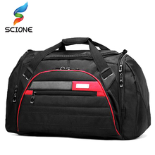 Top Quality Multifunction Sports Gym Bag Professional Training Fitness Shoulder Bag Big Capacity Storage Portable Travel Handbag(China)