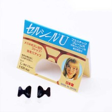 Nose pads plate Glasses slip nose pads Japan increased plate glasses nose pads silicone Glasses accessories 3M adhesive
